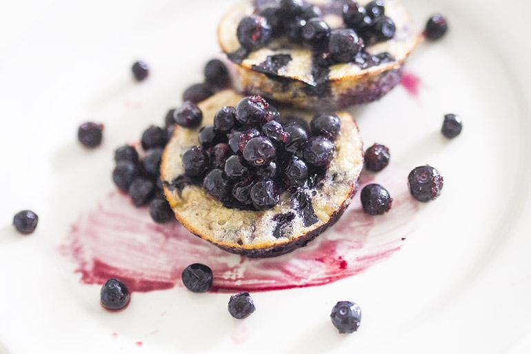 Terveelliset 3 aineen aamupalamuffinssit