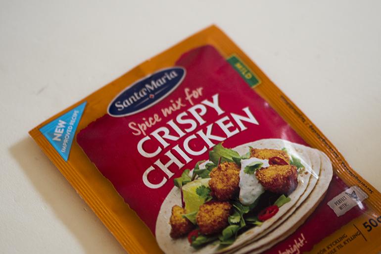 Santa Maria Crispy Chicken