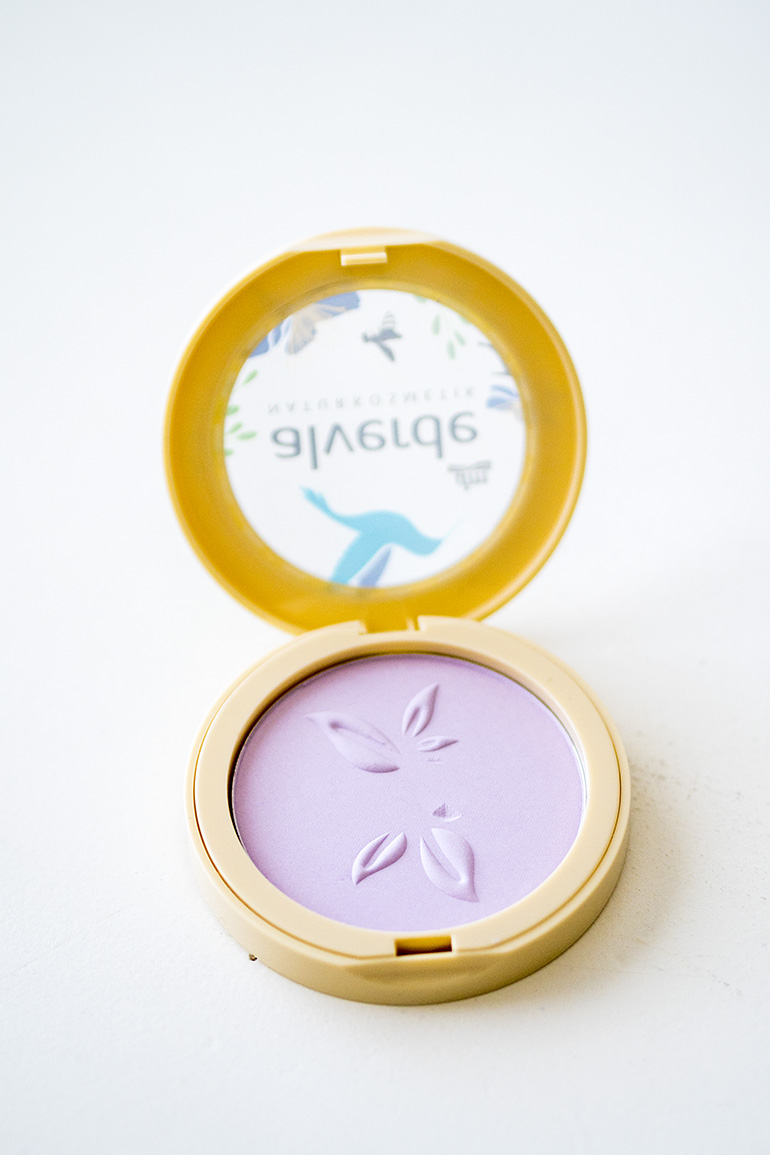 Alverde Beautiful Birds and Bees collection Anti-shine powder