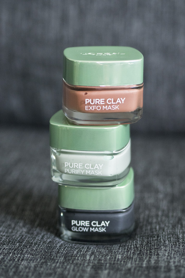 L'Oreal Clay Mask Multimasking Instadetox