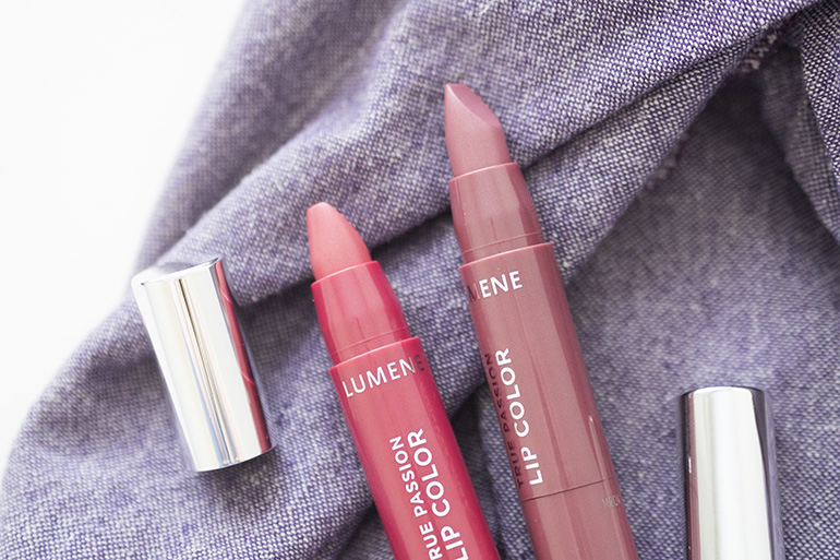 Lumene True Passion Lip Color syksy 2016
