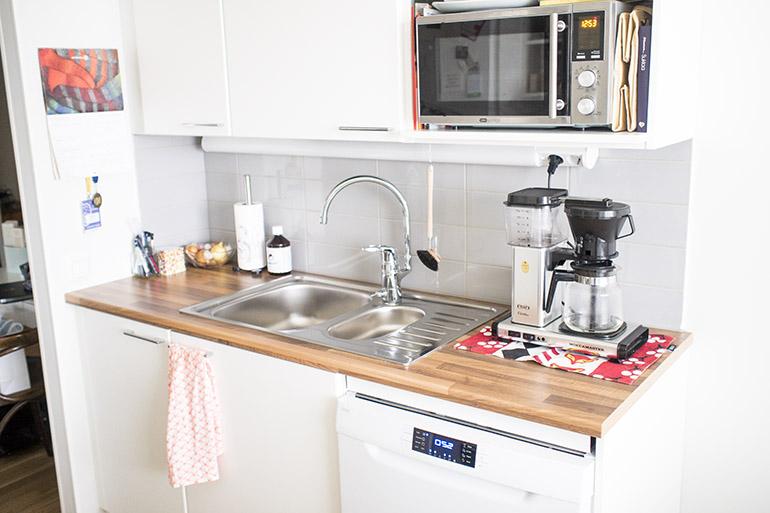 hometour koti esittely keittiö