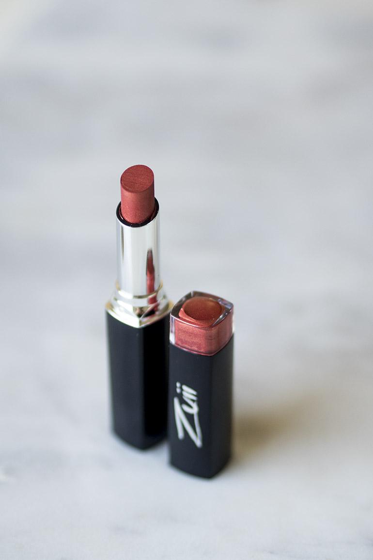 Zuii Flora Sheerlips Lipstick Holly
