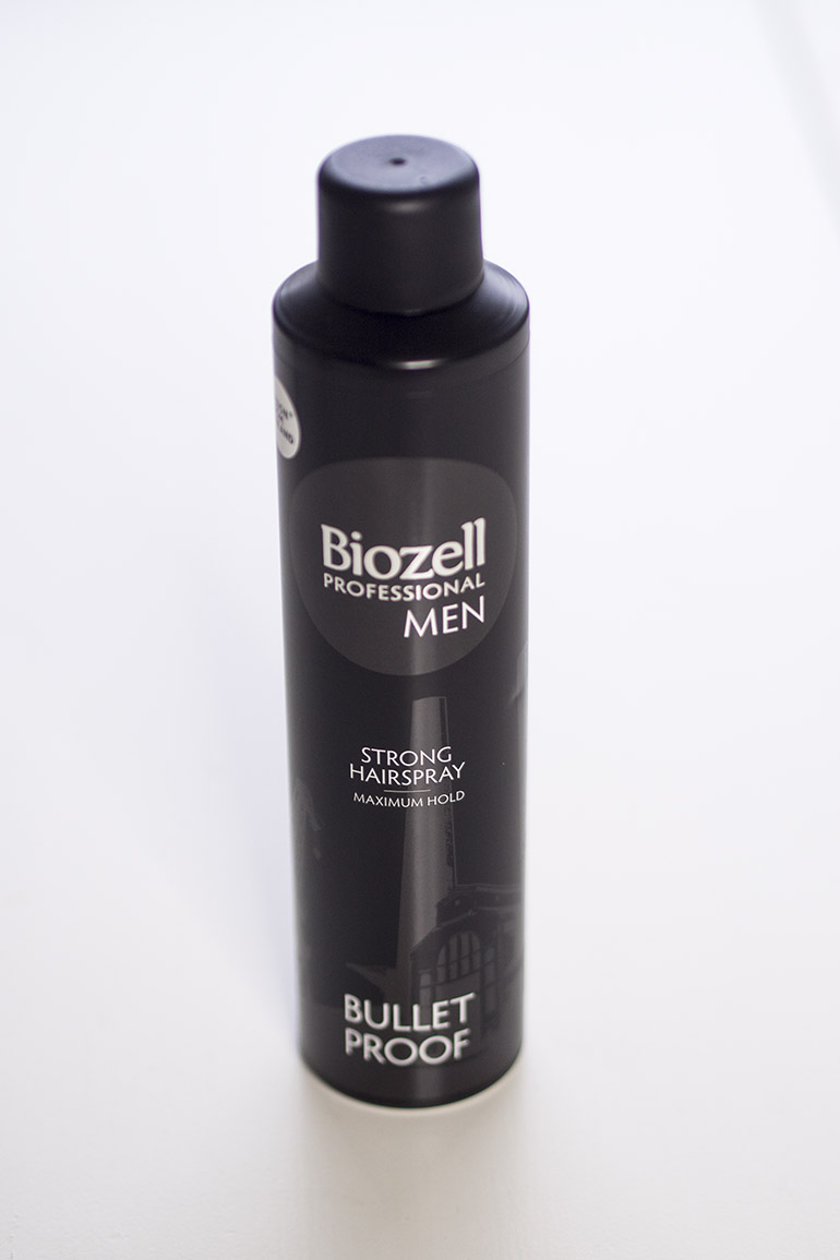 Biozell Men Bullet Proof Hiuskiinne