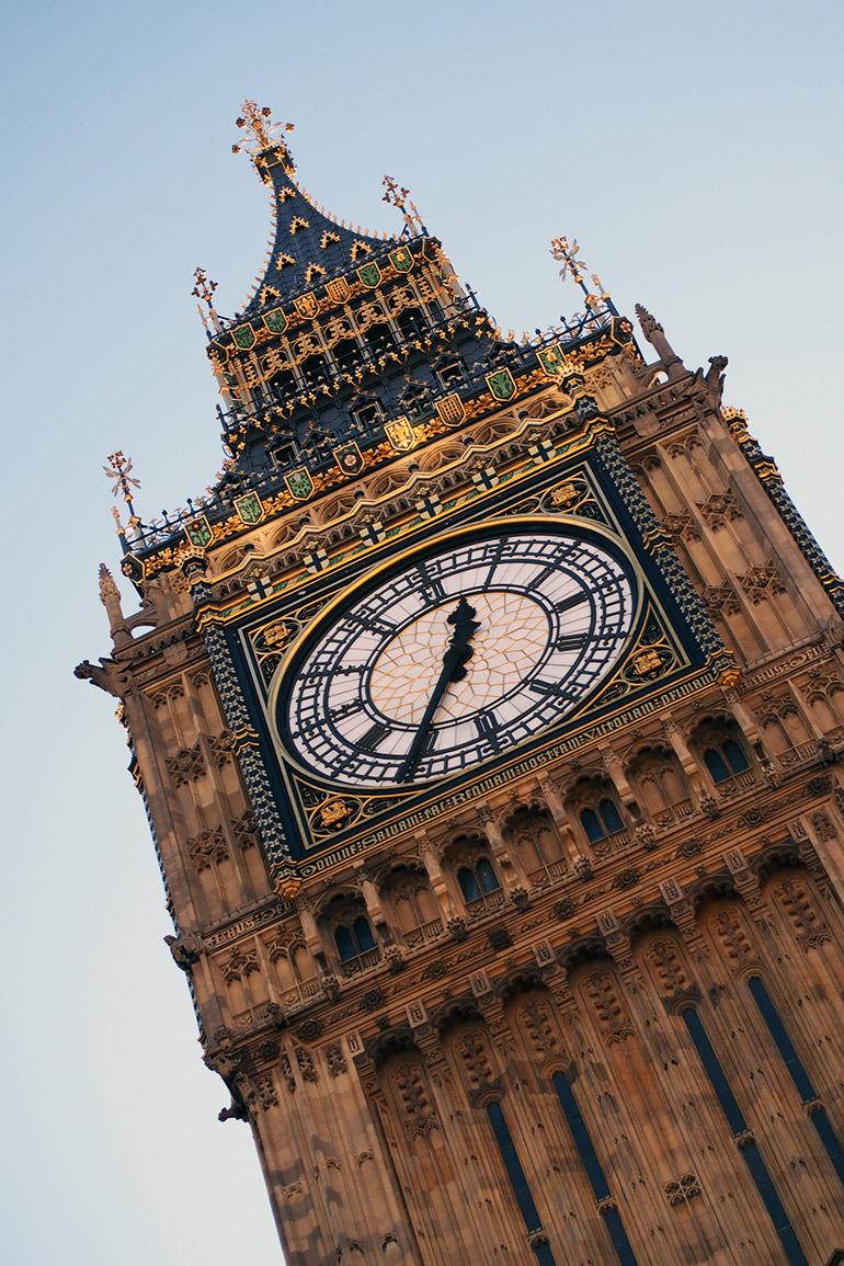Lontoo Big Ben