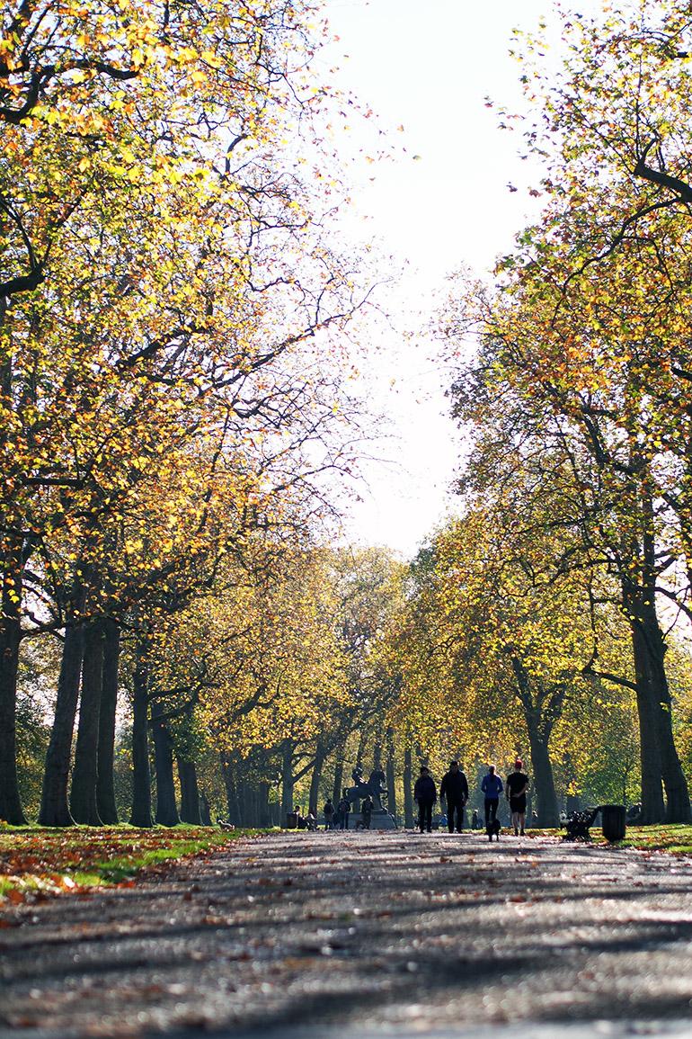 Lontoo Hyde Park