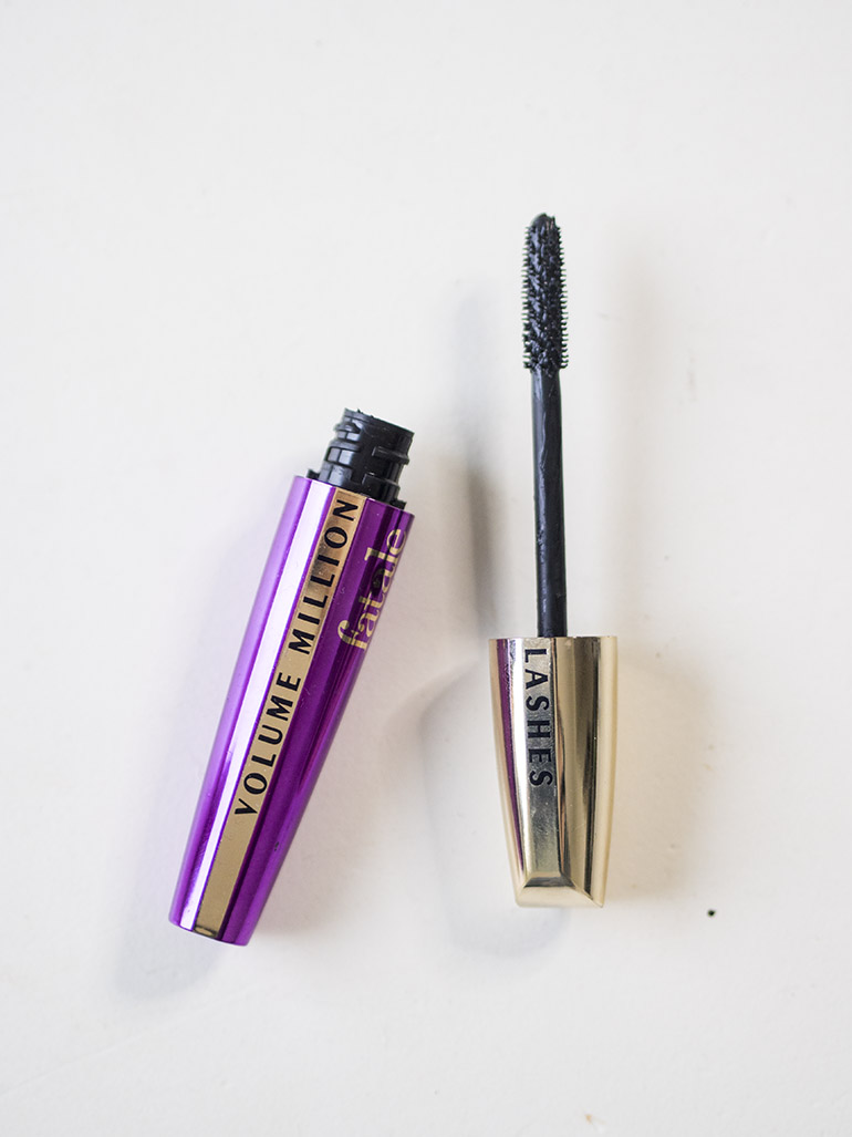 Loreal Volume million lashes fatale