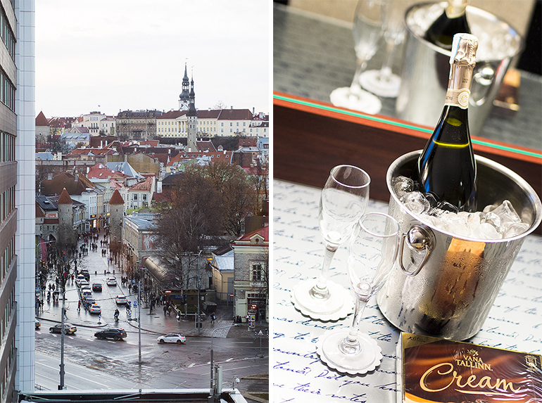 Tallinna joulu Estoria