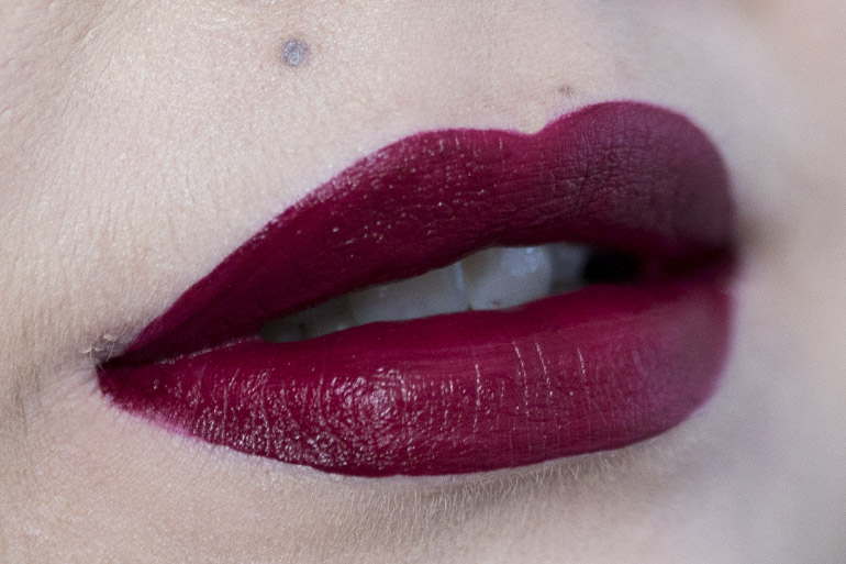 NYX Liquid Suede Cream Lipstick Cherry Skies