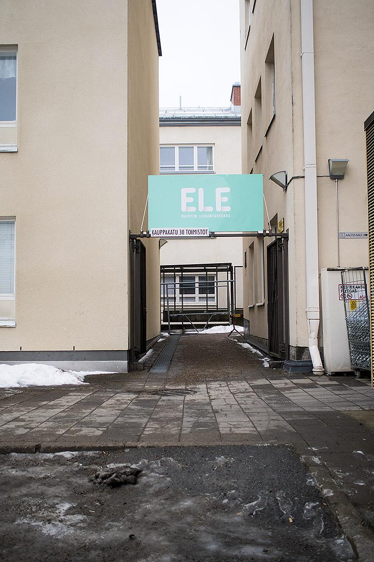 Elefit Jyväskylä Kuntoportti