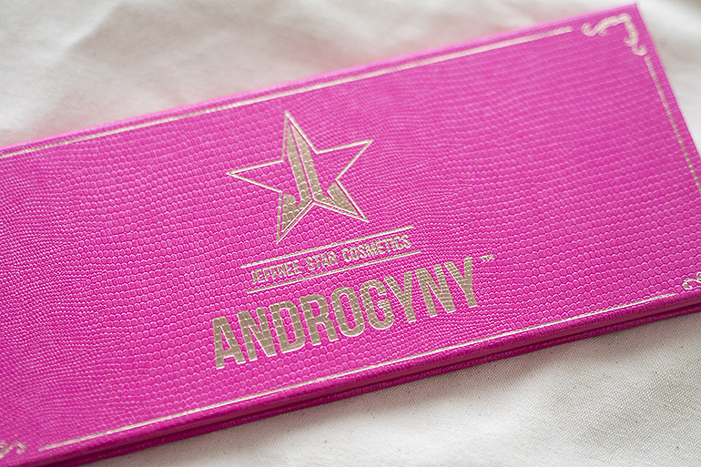 Jeffree Star Androgyny swatch