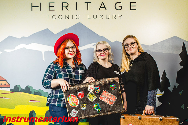 Instrumentarium Heritage Indiedays