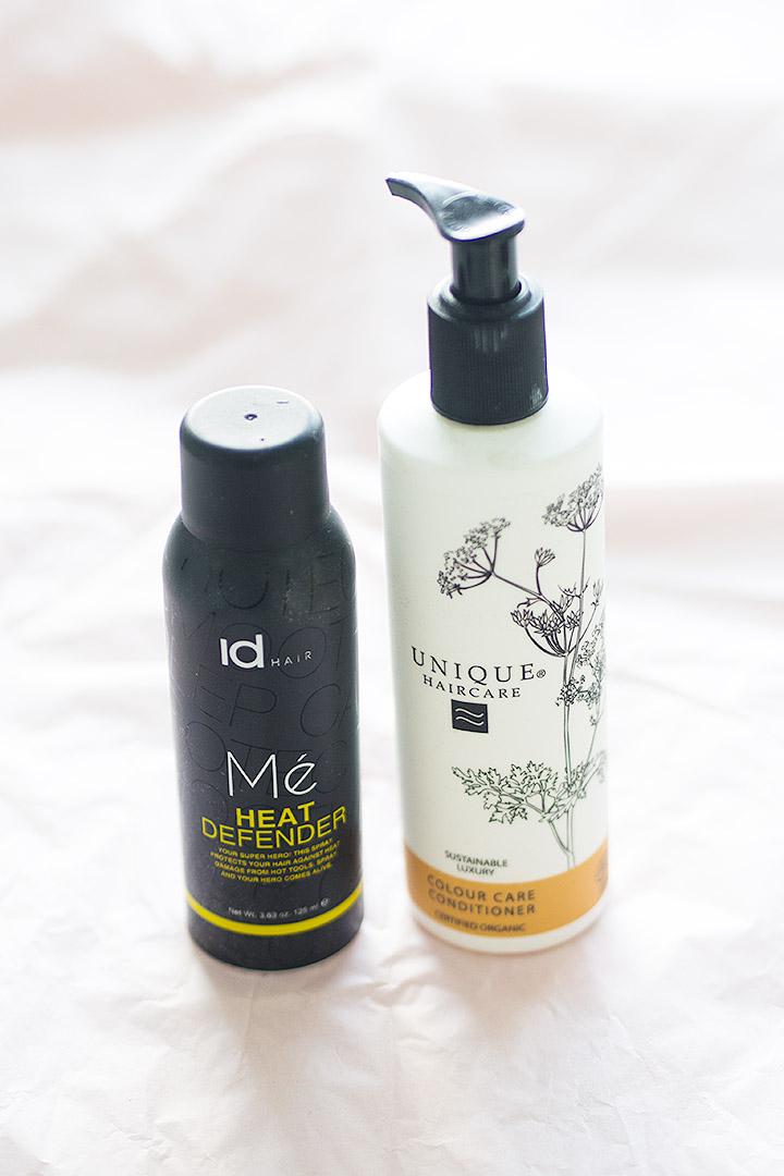 idHair Mé Heat Defender Unique Hair Colour Care Conditioner