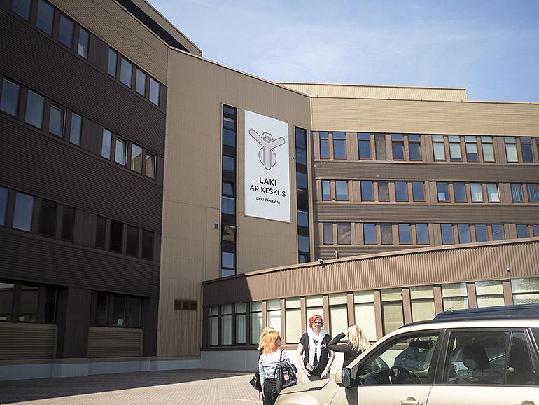 Signe Seebid Tallinna