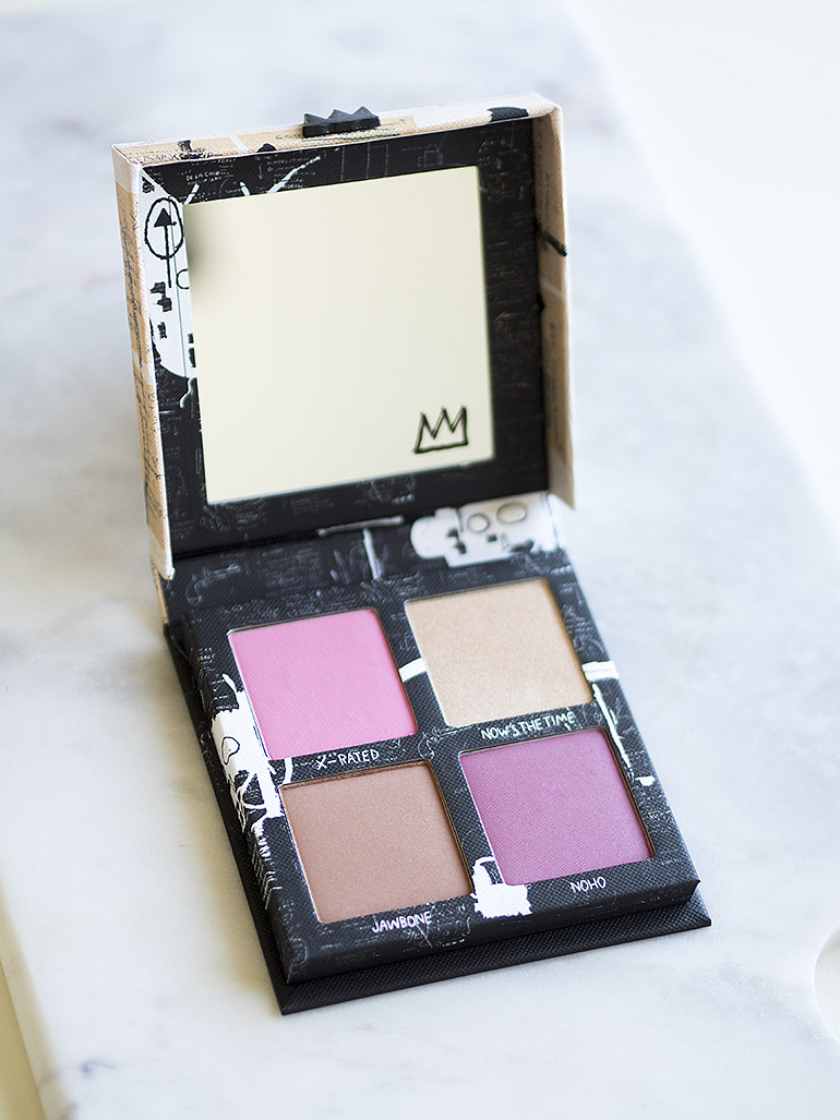 Urban Decay Jean-Michel Basquiat Gallery Blush