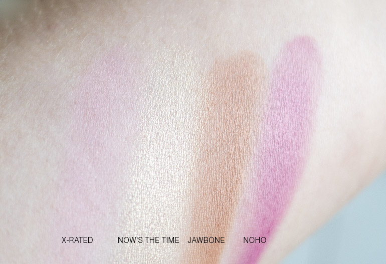 Urban Decay Jean-Michel Basquiat Gallery Blush swatch