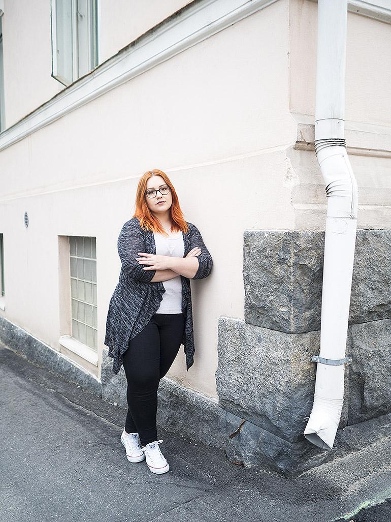 hannamaria Hanna Voutilainen Heinäkuu 2017
