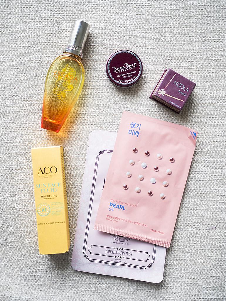 Escada Holika Holika Tanya Burr Cosmetics Benefit Hoola