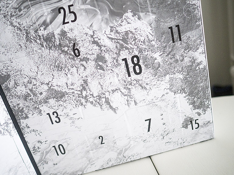 ASOS Grooming Calendar Miesten joulukalenteri