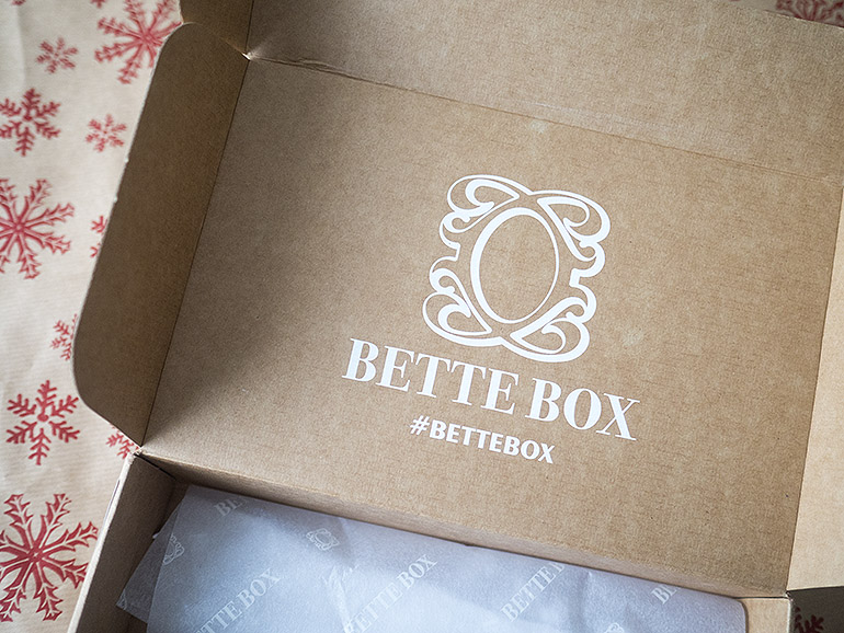 Bette Box Joulukuu 2017