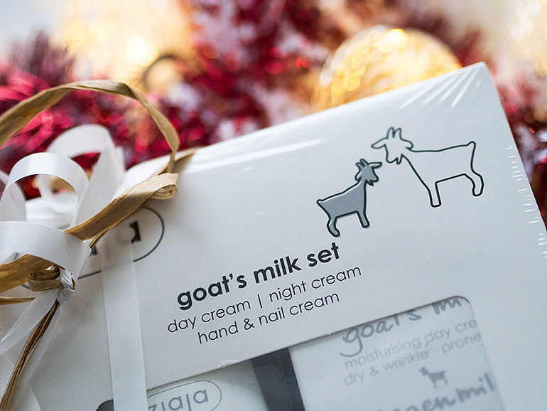 Ziaja Goat's Milk vuohenmaito
