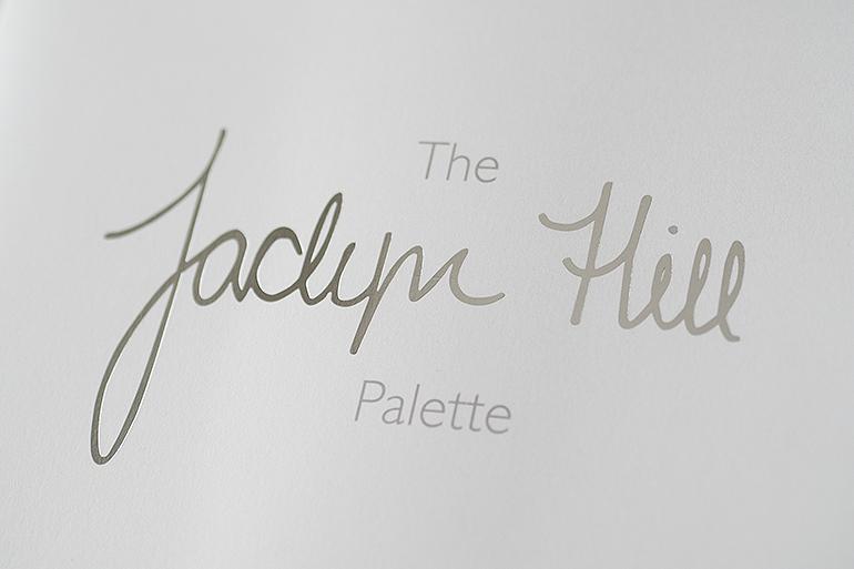 Morphe x Jaclyn Hill -paletti