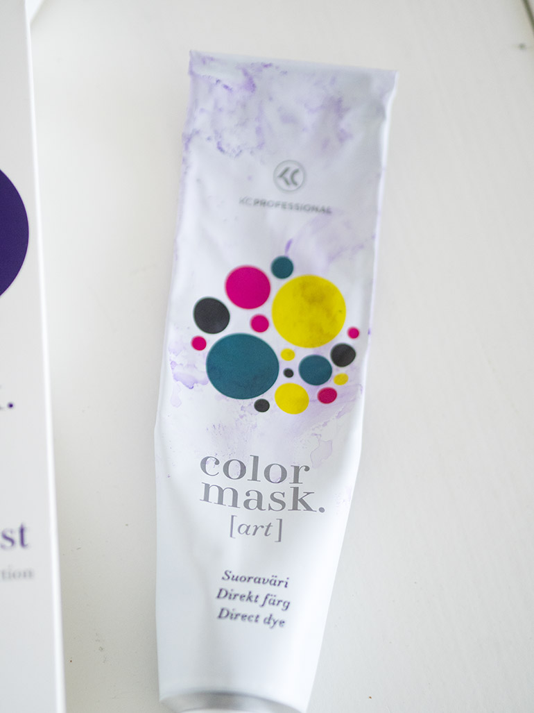 KC Professional Color Mask Art Violet Amethyst
