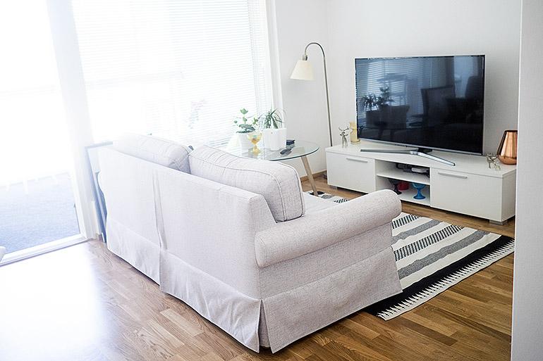 HOME TOUR - 36 neliön yksiö Jyväskylässä