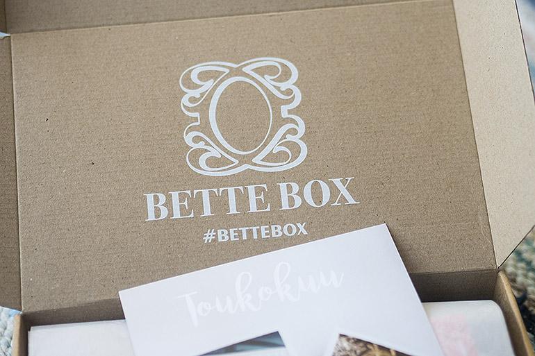 Bette Box Toukokuu 2018