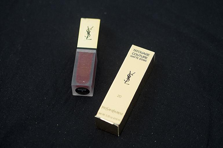 YSL Tatouage Couture Liquid Matte Lip Stain