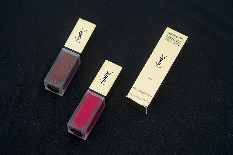 YSL Tatouage Couture Liquid Matte Lip Stain