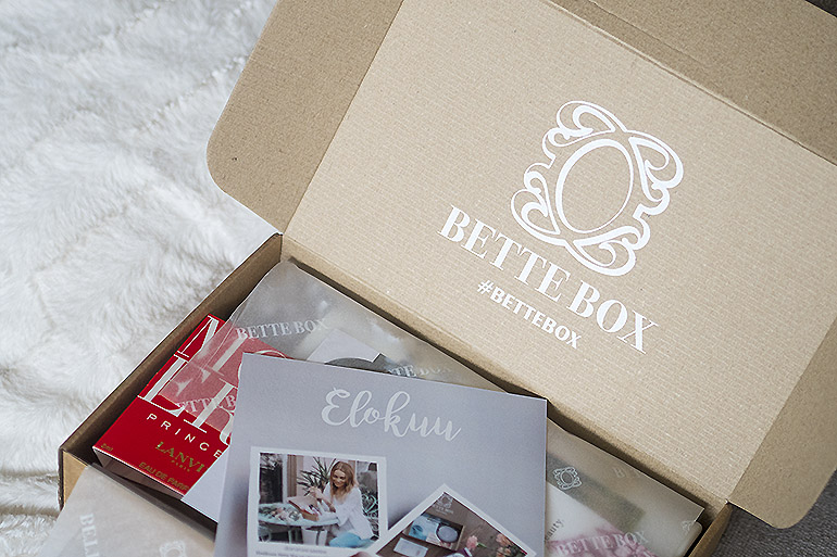 Bette Box Elokuu 2018