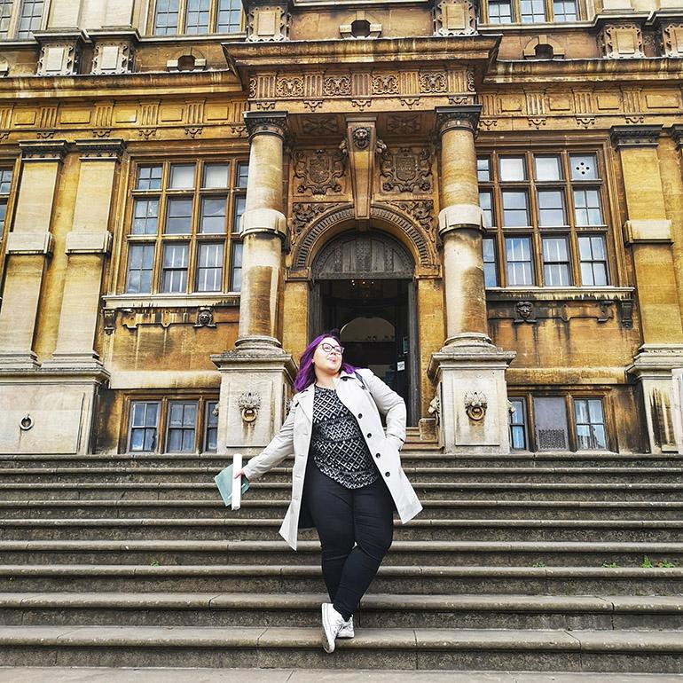 Opiskelijavaihto Britannia