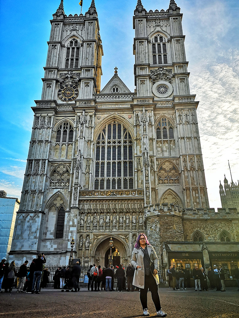 Westminster Abbey Lontoo