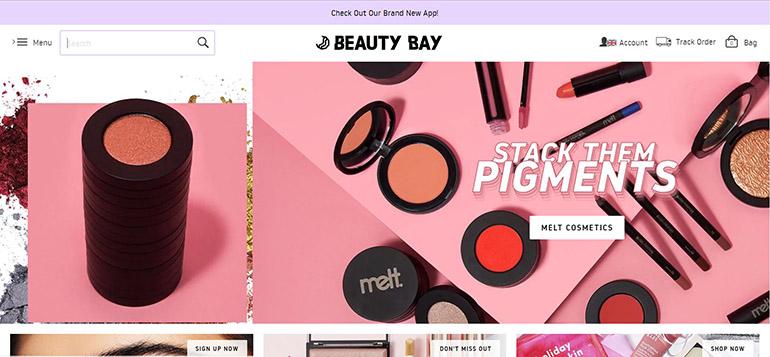 Suosikkipaikat ostaa kosmetiikkaa