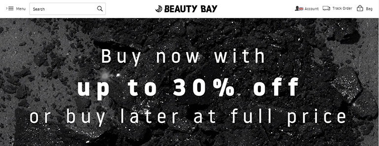 Beauty Bay Black Friday