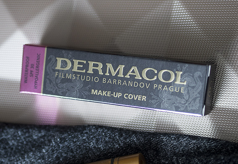 Dermacol Make-Up Cover meikkivoide