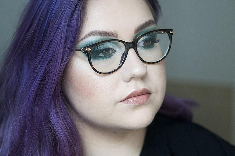 Kauneusbloggaajien pikkujoulumeikkihaaste