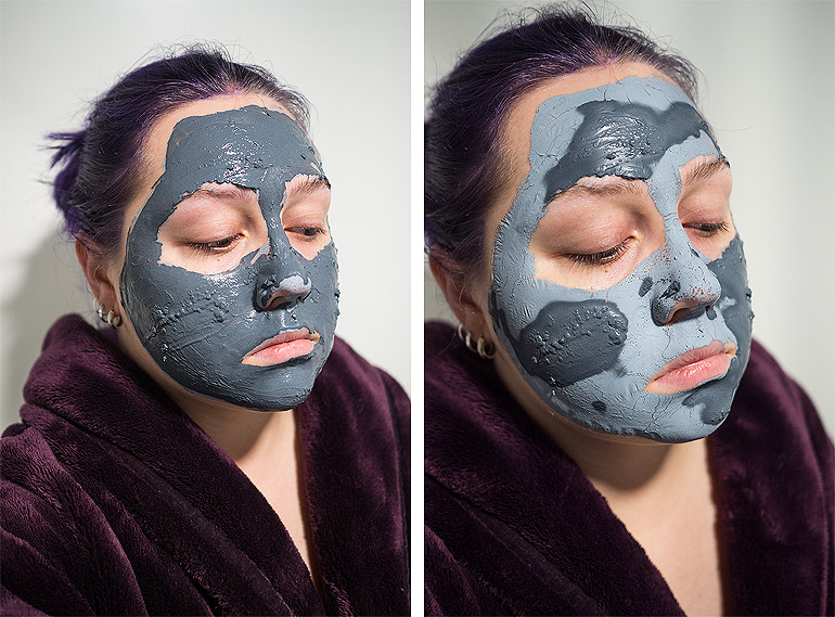 Yes To Tomatoes Detoxifying Charcoal DIY Powder To Paste Mask