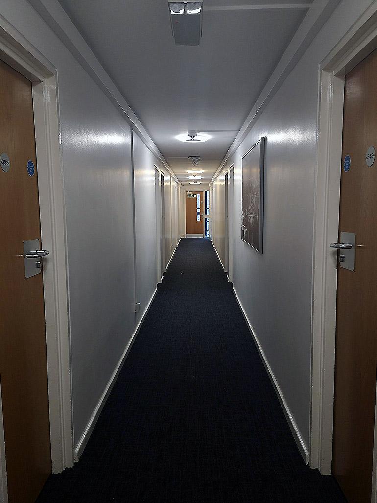 Sisustussunnuntai asuntola Sandby Hall