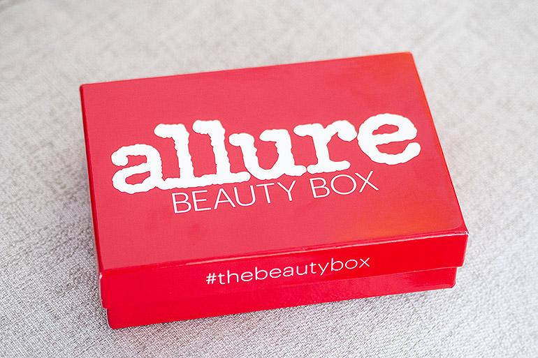 Allure Beauty Box Nikkietutorials kauneusboxi joulukuu 2018