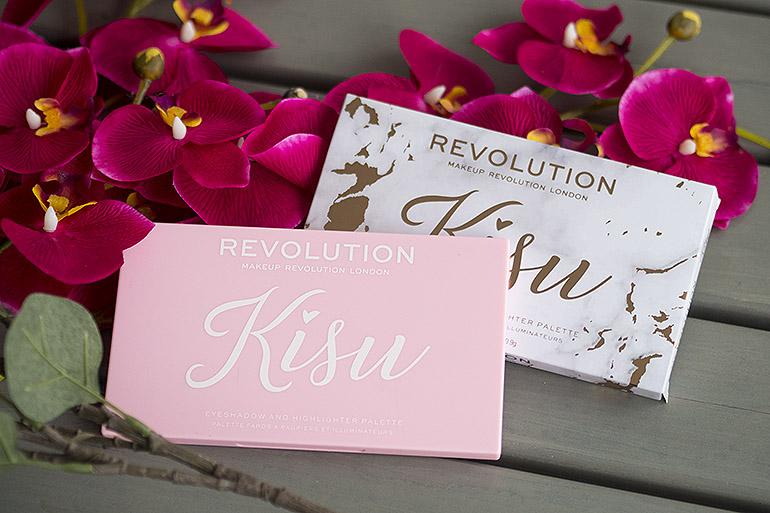 Revolution Kisu -paletti