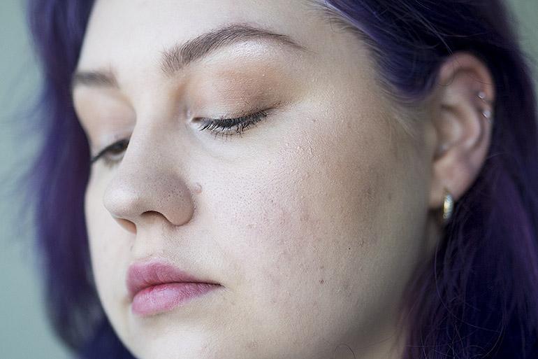 Arkimeikki ilman meikkivoidetta