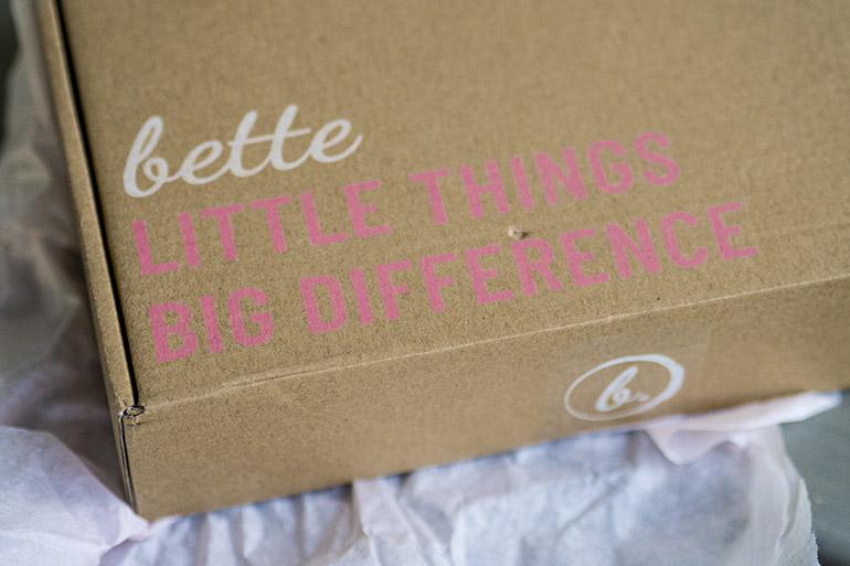 Bette Box Kesäkuu 2019