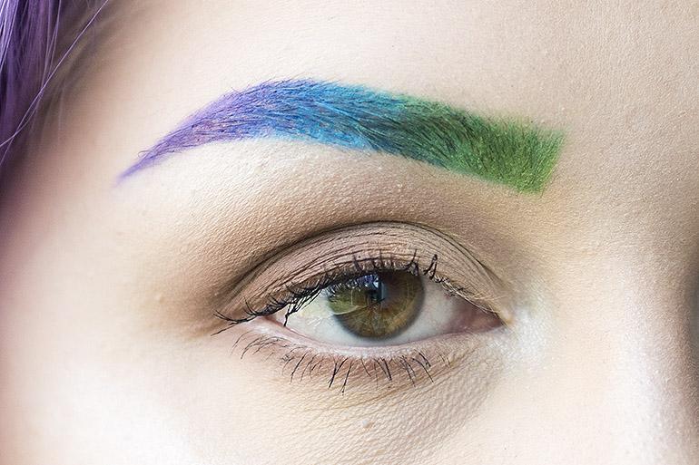 Pride -kulmakarvat