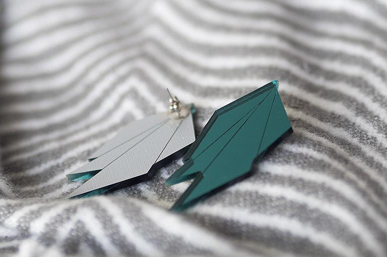 MAMA koru Miniviuhkat vihreä