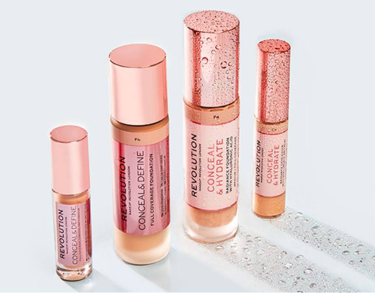 Revolution Conceal & Hydrate