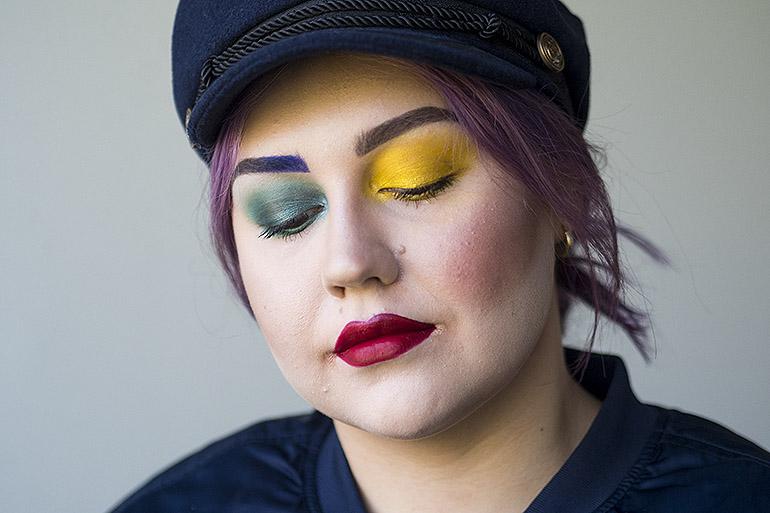Satumainen meikkihaaste: Lella Lombradi, Forumula 1 -kuljettaja