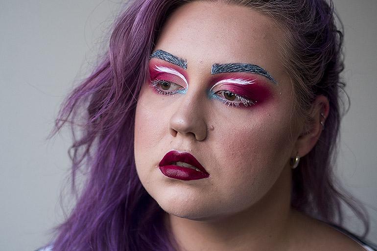 Satumainen meikkihaaste Kaunis Vasilisa