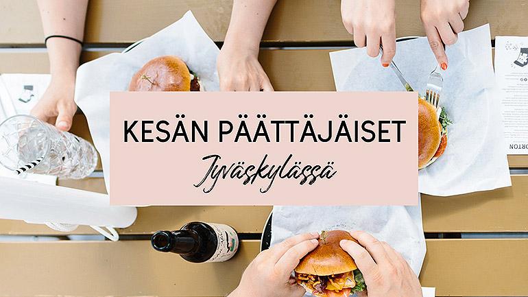 Menovinkit Jyväskylä 14.9. Mortonin päättäjäiset